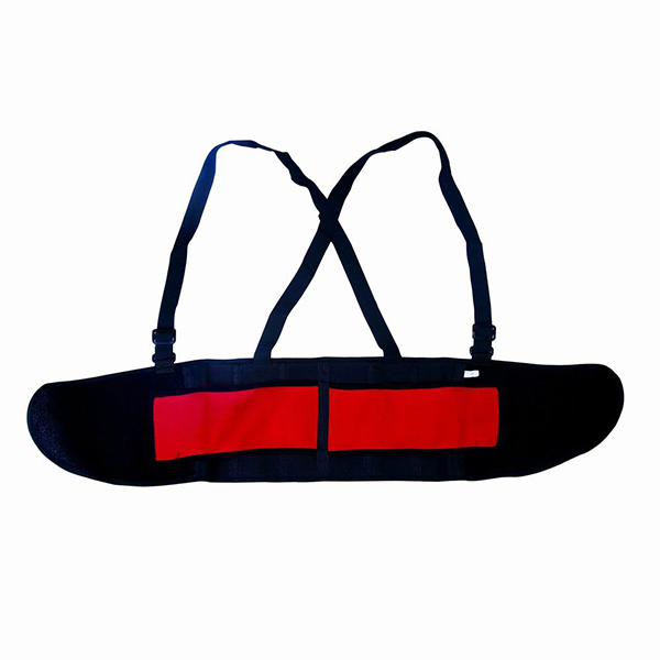 High visibility back support belt&harness